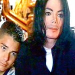 """MICHAEL JACKSON AND CANCER SUFFERER GAVIN ARVIZO, AGED 12, ON THE GRANADA/ITV MARTIN BASHIR DOCUMENTARY """"LIVING WITH MICHAEL JACKSON"""" IN 2003 TELLING BASHIR THAT THEY SHARED A BED. ARVIZO SAYS THAT JACKSON TOLD HIM """" IF YOU LOVE ME YOU'LL GET IN THE BED."""" SEE STORY..."""